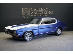 Picture of 1972 Ford Capri 2600 RS Swiss car, only 121.896 km For Sale