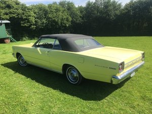 Picture of 1966 ford galaxie 500 convertible for sale For Sale