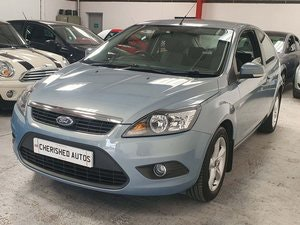 Picture of 2008 FORD FOCUS 1.6 ZETEC 3DR* STUNNING AUTO* GEN 37,000 MILES For Sale