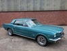 1965 Ford V8 Mustang Coupe