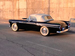 1955 Ford Thunderbird For Sale (picture 2 of 6)