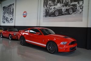 Picture of FORD MUSTANG Shelby GT500 SVT Performance Package (2011) For Sale