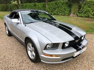 Picture of 2009 Ford Mustang Premium Convertible 4.0L Automatic For Sale