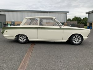 Picture of 1966 Lotus Cortina FIA Historic Race Car For Sale