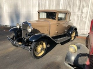 Picture of 1931 Ford A-Sport Coupe SOLD by Auction