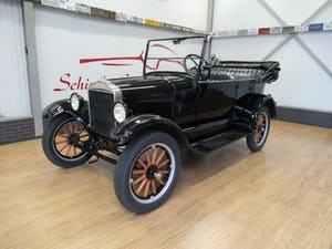 1926 Ford Model T Touring Convertible '' Tin Lizzie '' For Sale (picture 1 of 6)