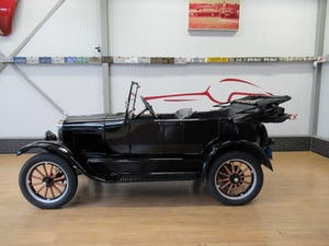 1926 Ford Model T Touring Convertible '' Tin Lizzie '' For Sale (picture 2 of 6)