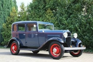 Picture of Ford Model B Fordor, 1933 SOLD