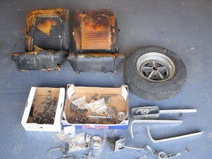 1965 Ford Mustang Convertible Project.  For Sale (picture 6 of 6)