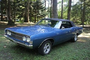 Picture of 1968 Ford Fairlane Convertible SOLD by Auction