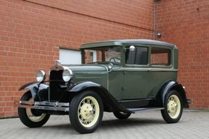 Picture of Ford Model A Tudor, 1930 SOLD