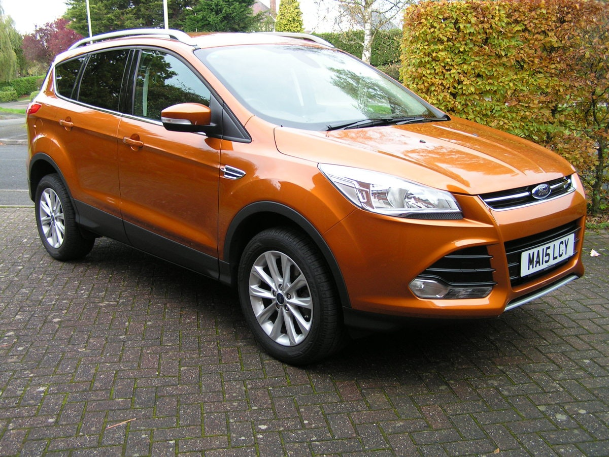 2015 Ford Kuga 2.0TDCi 180 Titanium P/shift AWD Camera SOLD (picture 6 of 6)