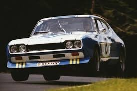 1969 Reserved Ford Capri RS2600 Racecar SOLD (picture 1 of 6)