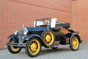 Picture of Ford Model A Roadster, 1929 SOLD