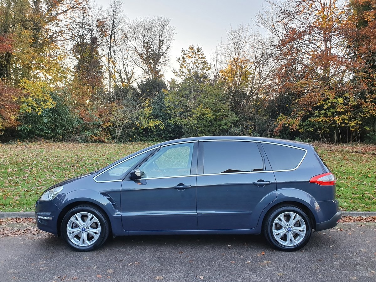 2012 Ford S-Max 2.0 TDCi Titanium.. 7 Seats.. Low Miles + F/S/H SOLD (picture 1 of 6)