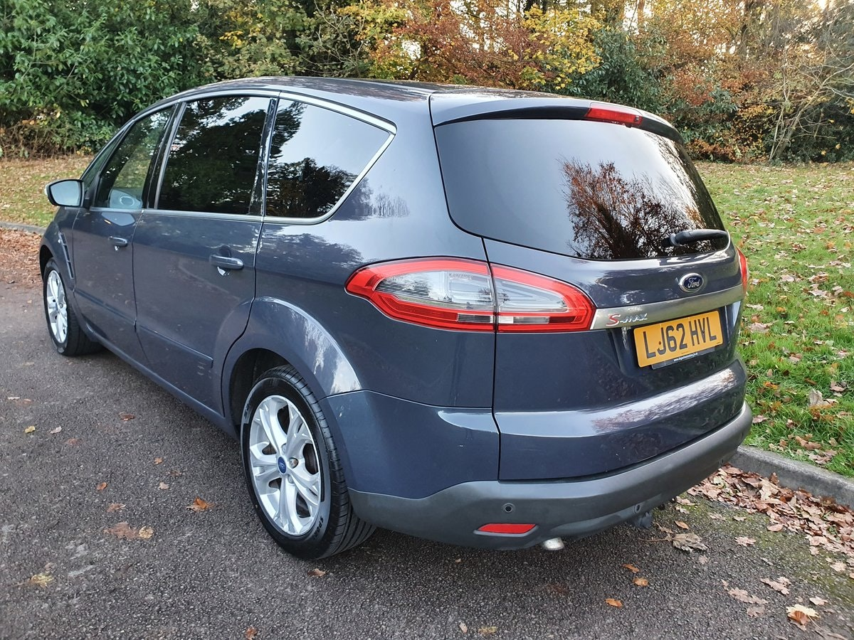 2012 Ford S-Max 2.0 TDCi Titanium.. 7 Seats.. Low Miles + F/S/H SOLD (picture 5 of 6)