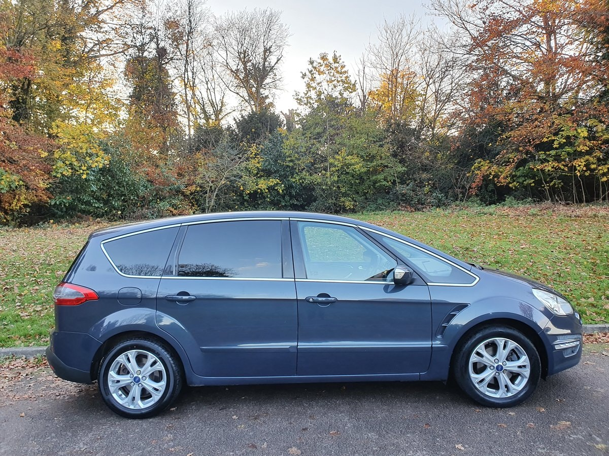 2012 Ford S-Max 2.0 TDCi Titanium.. 7 Seats.. Low Miles + F/S/H SOLD (picture 6 of 6)