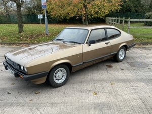 Picture of 1981 Ford Capri 2.0 Ghia Manual For Sale