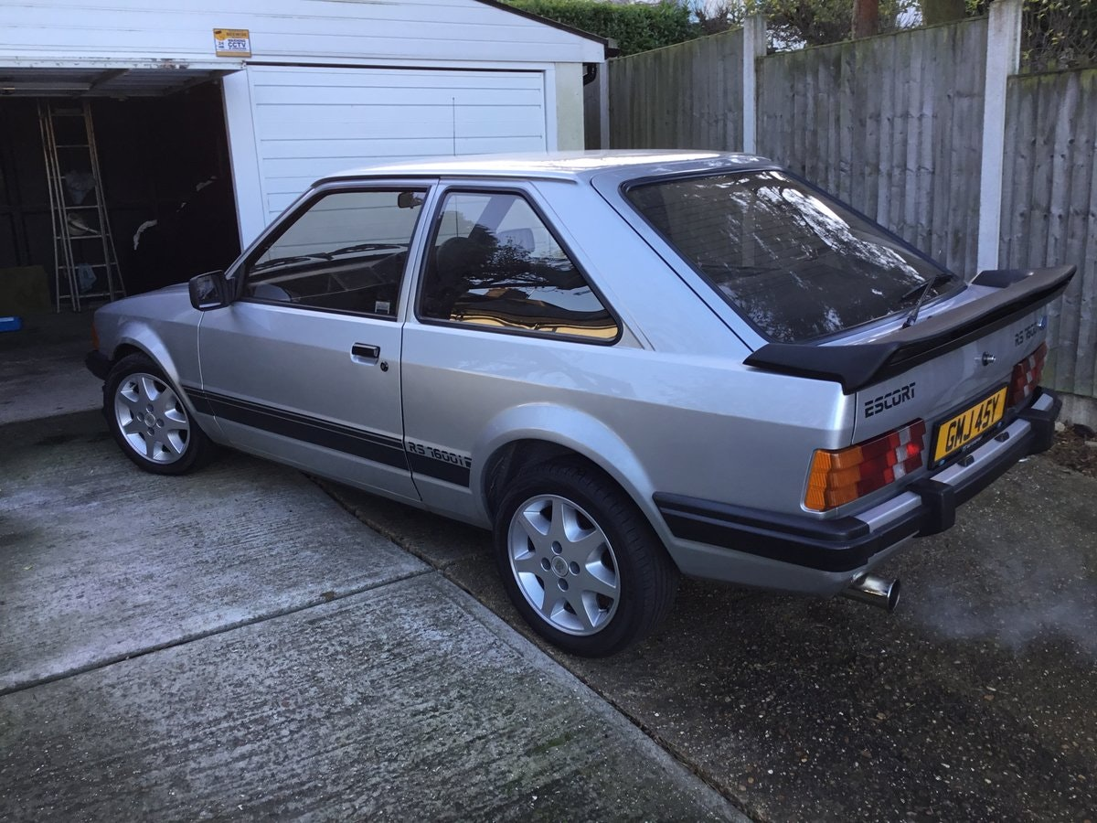 1982 Fast Appreciating Classic Ford For Sale (picture 5 of 6)