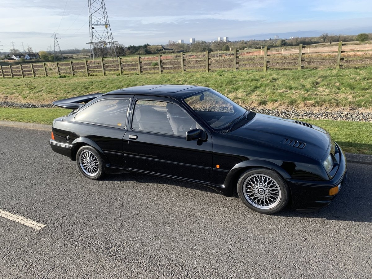 1987 Ford Sierra rs cosworth For Sale (picture 2 of 5)