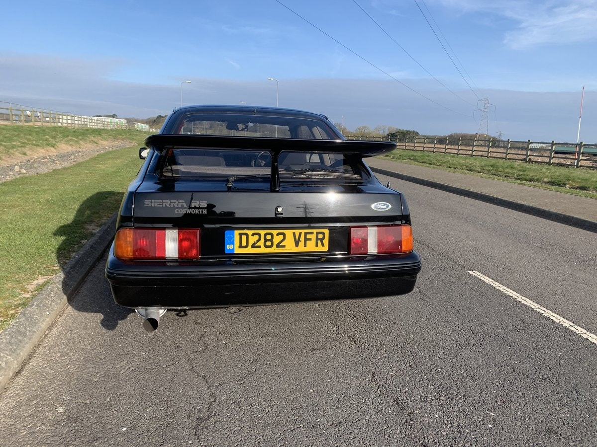 1987 Ford Sierra rs cosworth For Sale (picture 4 of 5)