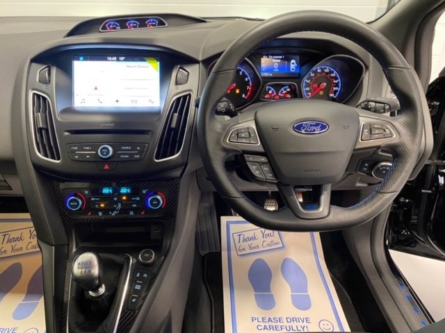 2017 Ford Focus RS MK3 Just 7,000 Miles. With Every Extra SOLD (picture 2 of 12)