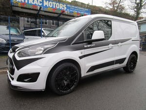 2015/65 FORD TRANSIT CONNECT L1 1.6TDCI For Sale (picture 1 of 6)