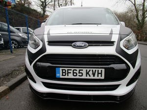 2015/65 FORD TRANSIT CONNECT L1 1.6TDCI For Sale (picture 2 of 6)