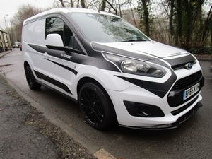 2015/65 FORD TRANSIT CONNECT L1 1.6TDCI For Sale (picture 3 of 6)