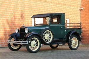Picture of Ford Model A Pickup, 1929 SOLD