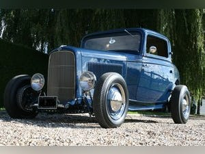 1932 Ford Model B 3 Window Coupe V8 Hot Rod.NOW SOLD For Sale (picture 1 of 31)