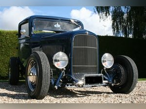 1932 Ford Model B 3 Window Coupe V8 Hot Rod.NOW SOLD For Sale (picture 19 of 31)