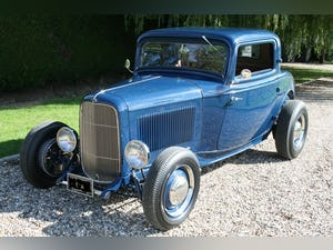 1932 Ford Model B 3 Window Coupe V8 Hot Rod.NOW SOLD For Sale (picture 23 of 31)