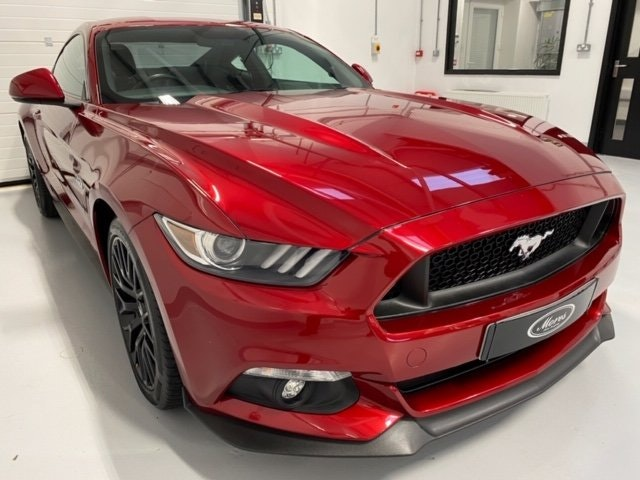 Ford Mustang GT V8 Manual, Many Options 2016 20,529 miles SOLD (picture 1 of 12)