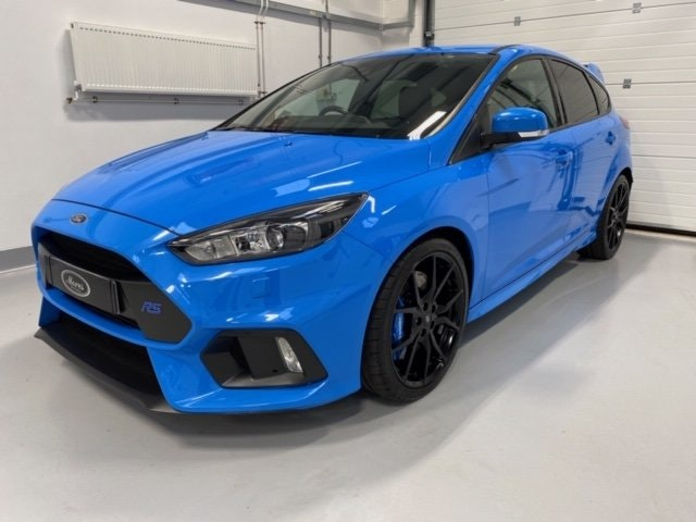 2017 Ford Focus RS MK3 Just 18,000 Miles. With Every Extra, SOLD (picture 1 of 12)