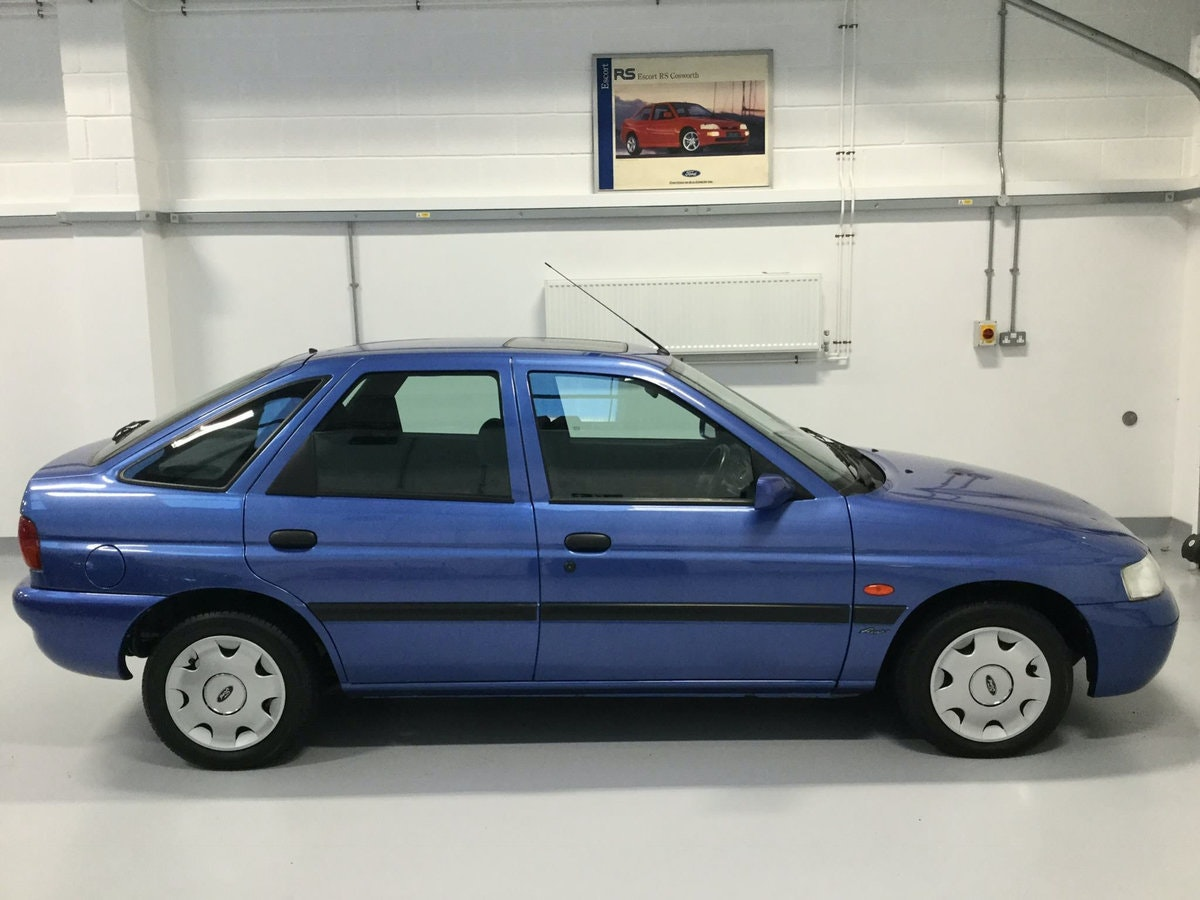 1999 Ford Escort 16 valve Flight For Sale (picture 11 of 12)