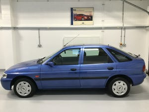 1999 Ford Escort 16 valve Flight For Sale (picture 34 of 36)