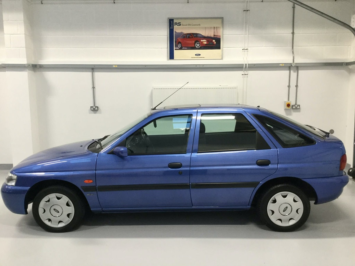 1999 Ford Escort 16 valve Flight For Sale (picture 12 of 12)