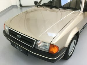 1984 Stunning Ford Orion 1.6GL Only 1 Owner For Sale (picture 18 of 20)