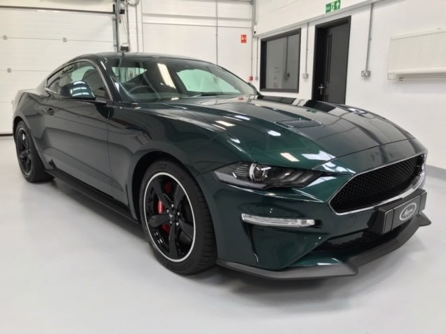 Ford Mustang Bullit Edition 2019 1 of 300,  with MagnaRide For Sale (picture 2 of 12)
