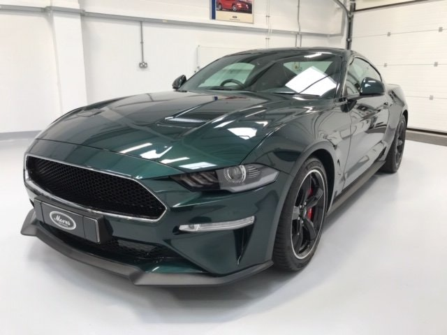 Ford Mustang Bullit Edition 2019 1 of 300,  with MagnaRide For Sale (picture 3 of 12)