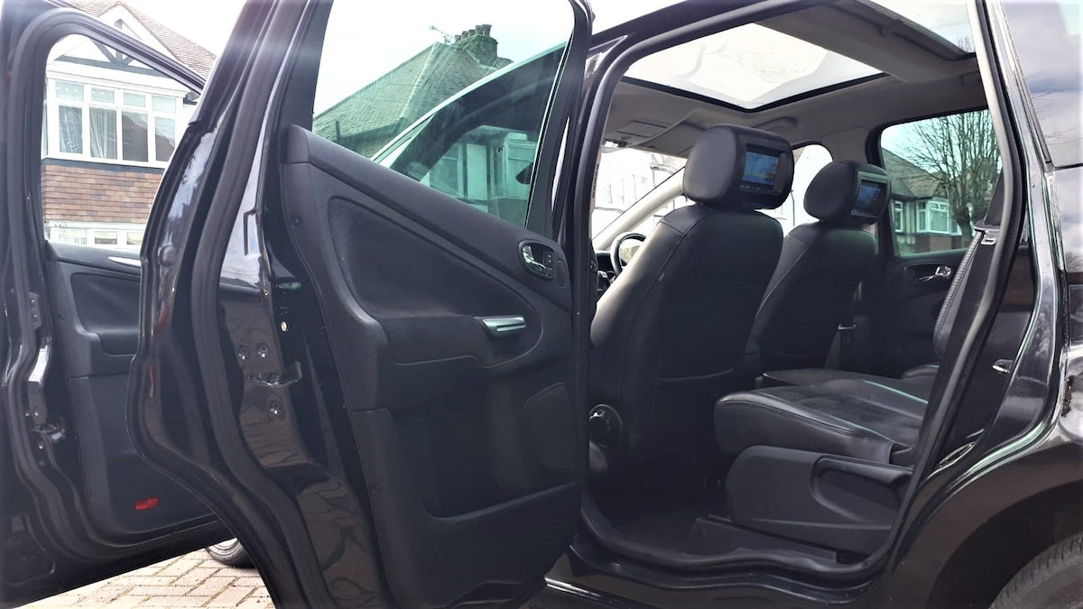 2006 FORD S-MAX DIESEL 2.0 TDCi PX SWAP Car 4x4 Camper For Sale (picture 6 of 12)