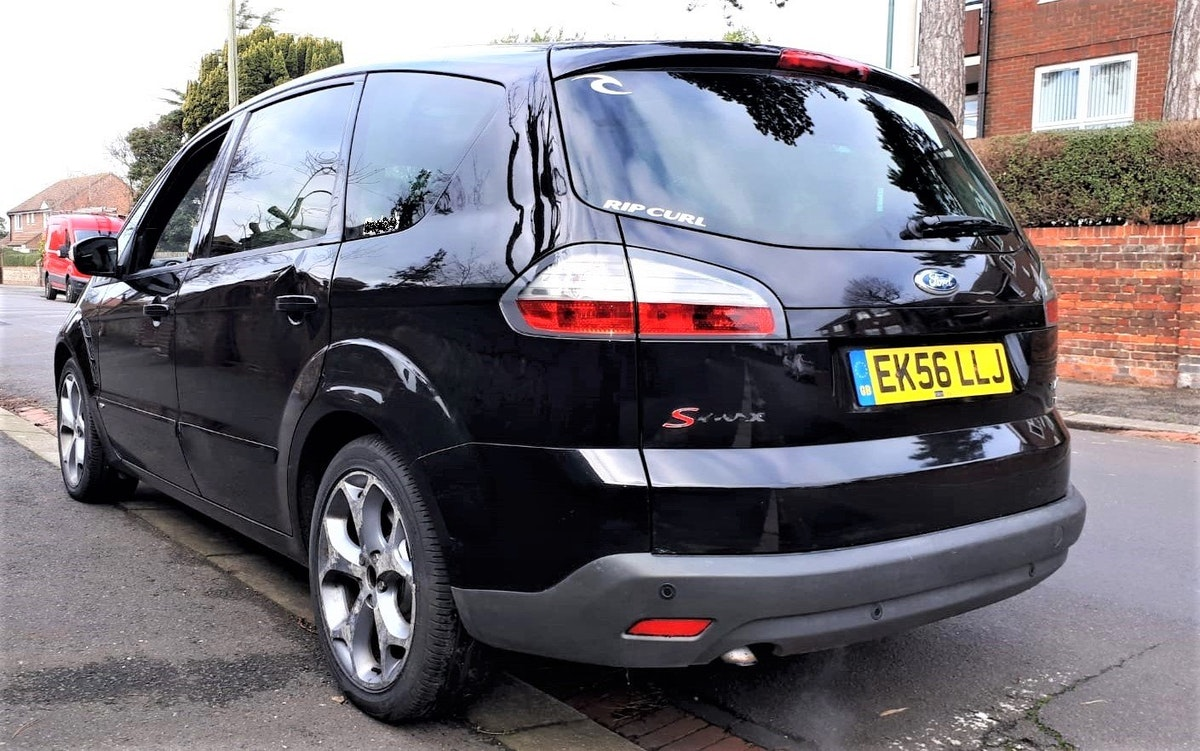 2006 FORD S-MAX DIESEL 2.0 TDCi PX SWAP Car 4x4 Camper For Sale (picture 7 of 12)