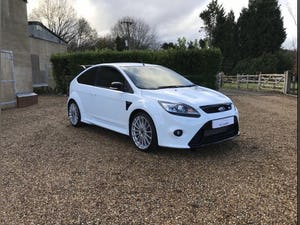 2010 *NOW SOLD* Ford Focus RS For Sale (picture 1 of 12)