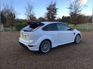 2010 *NOW SOLD* Ford Focus RS For Sale (picture 3 of 12)