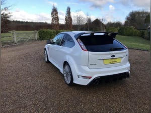2010 *NOW SOLD* Ford Focus RS For Sale (picture 6 of 12)
