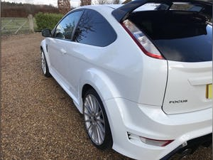 2010 *NOW SOLD* Ford Focus RS For Sale (picture 7 of 12)