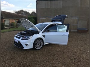 2010 *NOW SOLD* Ford Focus RS For Sale (picture 8 of 12)