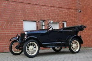 Picture of Ford Model T Tourer, 1927, 18.900,- € For Sale