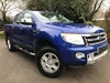 Ford Ranger 3.2 TDCi Limited Double Cab Pickup 4x4 4dr (EU5)
